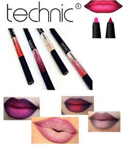 Technic Ombre Lip Pencil # Nude