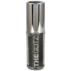 Technic The Glitz Liquid Glitter Eyeshadow # Black