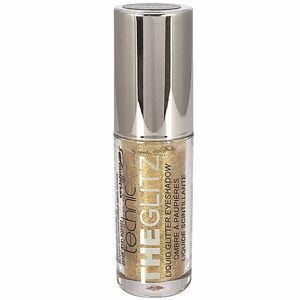 Technic The Glitz Liquid Glitter Eyeshadow # Gold