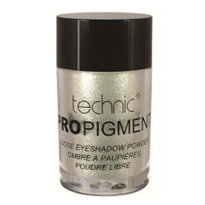 Technic Pro Pigment Loose Eyeshadow Powder # Snow Drift