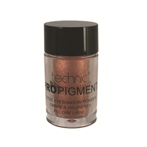 Technic Pro Pigment Loose Eyeshadow Powder # Bronze Age Babe
