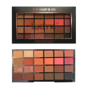 Technic 24 Eyeshadows Palette # The Heat Is On