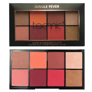 Technic Blush & Highlight Palette # Jungle Fever
