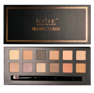 Technic 12 Colours Eyeshadow Palette # Seeing Stars