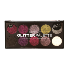 Technic Pressed Glitter Palette # Unicorn