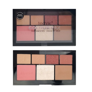 Technic Colour Max Face and Eyes Palette # 01 Show Stopper