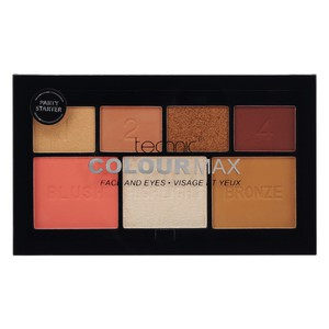 Technic Colour Max Face and Eyes Palette # 02 Party Starter