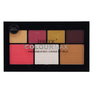 Technic Colour Max Face and Eyes Palette # 03 Heart Breaker