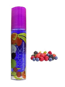 Technic Fruity Roll On Lip Gloss # Wild Berry