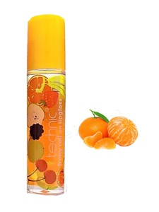 Technic Fruity Roll On Lip Gloss # Tangerine