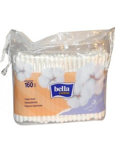 Bella Cottoon Buds 160pcs