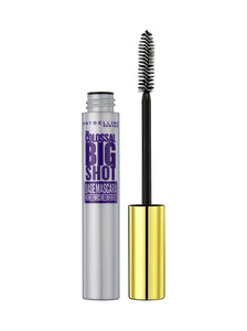 Maybelline Colossal Big Shot Tinted Primer Base Mascara Black