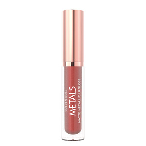 Golden Rose Metals Matte Metallic Lipgloss #  56 Rose Wood