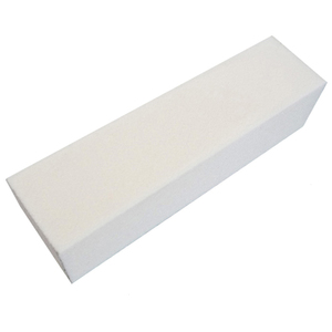 Makeupstores Buffer Block Polishing # White