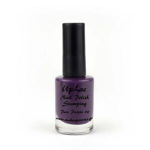 Makeupstores Βερνίκι Stamping # 08 Pure Purple