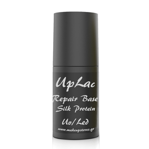 UpLac Silk Protein Repair Base Uv/Led Black Bottle 6ml
