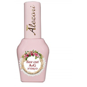 Alezori BASE COAT A&G HYBRID 15ml