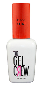 The Gel Crew Base Coat 10ml