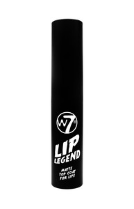 W7 Lip Legend Matte Top Coat For Lips