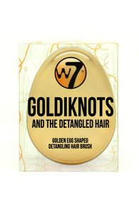 W7 Goldiknots And The Detangled Hair