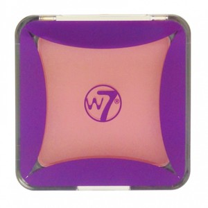 W7 Blush Baby Groovy Powder Blusher # Heart Throb