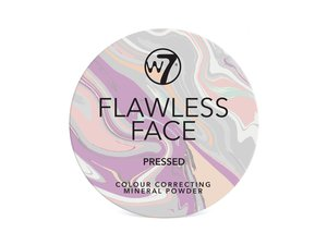W7 Flawless Face Colour Correcting Mineral Powder