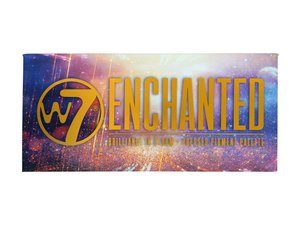 W7 Enchanted Eyeshadow Palette