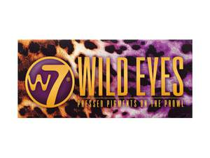 W7 Wild Eyes Eyeshadow Palette