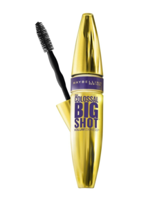 Maybelline Volum' Express The Colossal Big Shot Washable Mascara Very Black