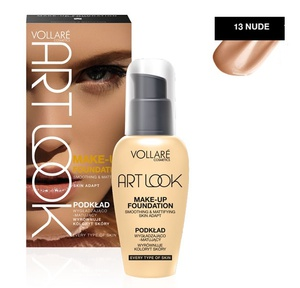 Vollare Make-up Foundation Art Look Smoothing & Mattifying # 13 Nude