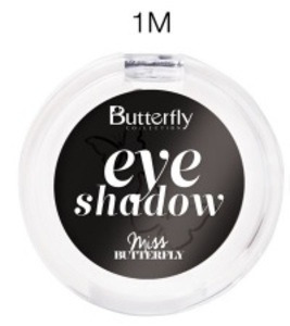 Butterfly Eyeshadow Matte # 1M