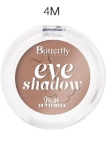Butterfly Eyeshadow Naked Matte # 4M