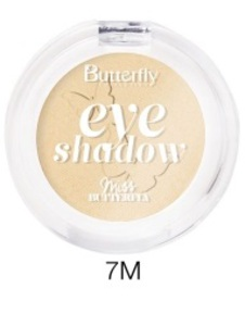 Butterfly Eyeshadow Naked Matte # 7M