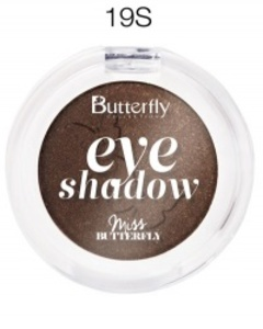 Butterfly Eyeshadow Nude Shine # 19S