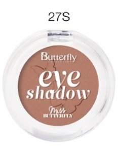 Butterfly Eyeshadow Smoky Eye Shine # 27S