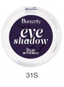 Butterfly Eyeshadow Smoky Eye Shine # 31S