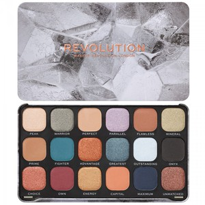 Makeup Revolution Forever Flawless Eyeshadow Palette # Optimum