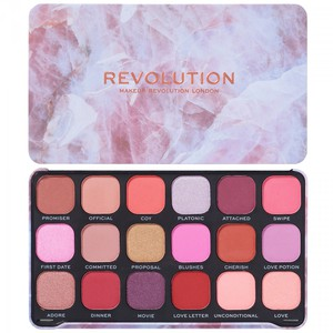 Makeup Revolution Forever Flawless Eyeshadow Palette # Unconditional Love