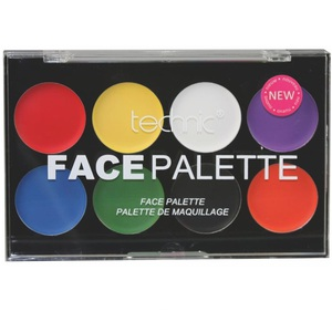 Technic Face Palette 8x3gr
