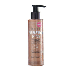 Technic Perfect Pins Leg and Body Shimmer # Tan 180ml
