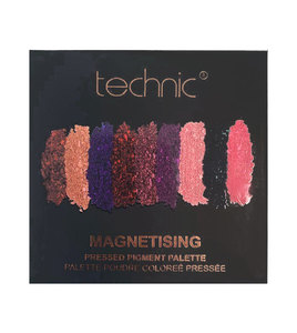 Technic Pressed Pigments Eyeshadow Palette # Magnetising 6,75gr
