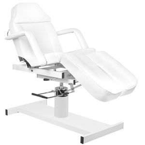 UpLac Cosmetic Pedicure Tattoo  Chair Hyd A 210C White