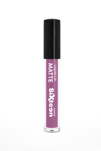 Sixteen Liquid Lip Matte # 542 Moss Rose 5ml