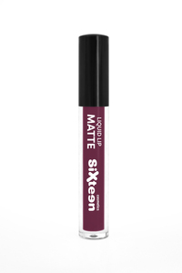 Sixteen Liquid Lip Matte # 548 Night Kisser 5ml