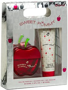 Omerta Sweet Pommy gift set for women Eau de parfum 1x100ml Shower Gel 1x100ml