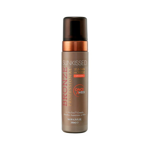 Sunkissed Bronze Professional Self-Tan Mousse # Medium 200ml