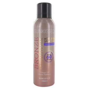 Sunkissed Bronze Professional Moisturiser Spray Tan # Medium/Dark 150ml