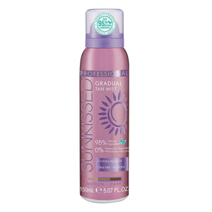 Sunkissed Professional Gradual Tan Mist # Medium-Dark 150ml