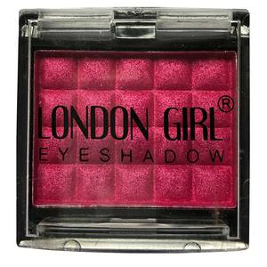 London Girl Glitter Eye Shadow # 01 Fuchsia   4,5gr