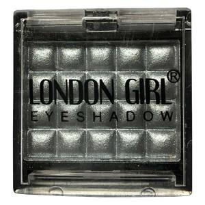 London Girl Glitter Eye Shadow # 05 Silver   4,5gr